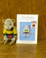 Deb Canham Artist Designs Bumble Mouse, Deb'S Lil' Gems Coll From Retail Store