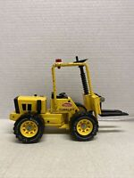 VINTAGE 1970'S PRESSED STEEL 52900 XR 101 FORKLIFT WORKS EUC