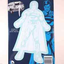 DC Comics Justice League New 52: Superman Car Window Sticker Decal Family 5.5""