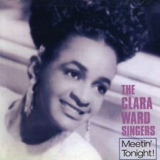 Clara Ward, Clara Ward & the Ward Singers - Meetin Tonight [New CD]