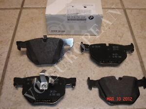 BMW E90 E92 E93 3-Series Genuine Rear Brake Pad Set,Pads 330i 335i 330xi 335xi