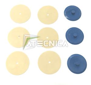 Set Dúo Membranas Para Filtro Combinado 2050 A2P3 R spasciani