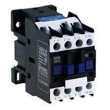 Motor Contactor Relay Coil Household AC CJX2-1210 IP20 3 Phase Contactor Tool