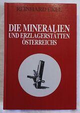 R. Exel - Die Mineralien und Erzlagerstätten Österreichs - 1993 (A)
