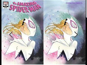 Amazing Spider-Man #56 Peach Momoko Spider-Gwen