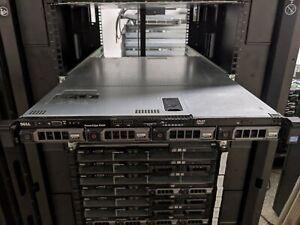 DELL PowerEdge R420 Server 2x E5-2407  64GB RAM