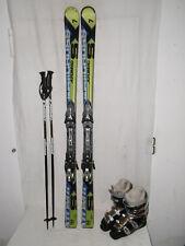 "Atomic ""sx:7"" Top Ski Allround Carver 158 cm + Boots gr:41 in Set"