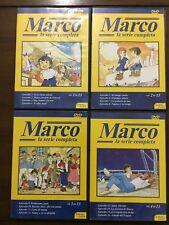 MARCO SERIE COMPLETA 13 DVD SLIMCASE PAL MULTIZONA 1 A 6 - 52 EPISODIOS 1300 MIN