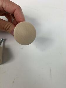 Babyletto Gelato Dresser Knob Set in Washed Natural
