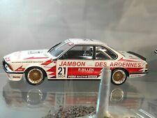 BMW 635 CSi 24h Spa 1985 Team Brun Grohs Boutsen #21 Jambon Bill Minichamps 1:18