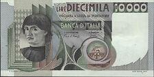 10000 Lire-Schein Diecimila bankfrisch