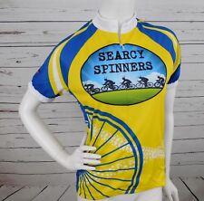 * NEW *  Peak 1 Sports (M) Medium 1/2 Zip Cycling Jersey - MS Jersey - NWT