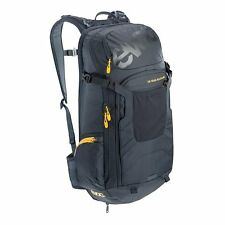 EVOC, FR Trail Blackline Protector, 20L, Backpack, Black, ML