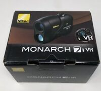 NIKON Monarch 7i VR Rangefinder 16210 - Hunting - 1000 Yard - New Range Finder