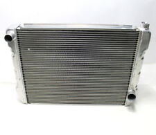 """EVANS NPG RADIATOR Aluminum Racing Single Pass 27.5"""" X 19"""" GM Chevy In / Out NEW"""