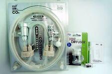 Complete DIY CO2 kit D301 co2 diffuser, glass u-tube planted aquarium big sale