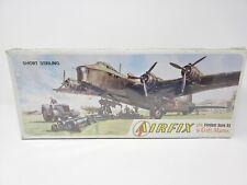 Airfix Short Stirling - 1/72 Scale - Vintage 1966 Kit - Factory Sealed NOS