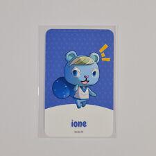 PREORDER NFC Karte Animal Crossing Vega / Ione 434 Switch / Switch Lite