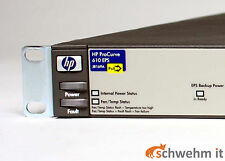 HP ProCurve 610 external power supply (j8169a) HP RENEW