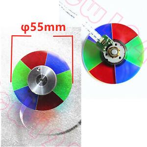 55mm Projector Color Wheel For InFocus SP8602 Symmetric Color Separation