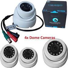 TELECAMERA DOME 4x 1080p Full HD 2.4MP SONY CCTV e l'riconoscimento JOYSTICK visione notturna