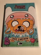 Adventure Time: Jake vs. Me-Mow (DVD, 2013) Used