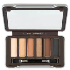 Absolute New York Icon Mini Eyeshadow Palette In Gold Glitz Sealed