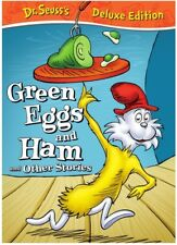 Green Eggs and Ham and Other Stories [New DVD] Deluxe Edition, Amaray Case, Di
