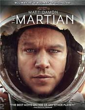 The Martian [Blu-ray 3D + Blu-ray + Digi Blu-ray