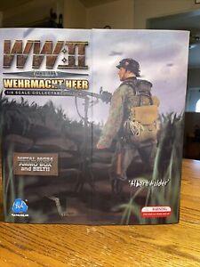 "DID WWII German Wehrmacht Heer ""Albert Halder"" 1:6 MIB"