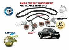 FOR MITSUBISHI L200 WARRIOR 2.5 DID 2006--> TIMING CAM BELT + BALANCE SHAFT KIT