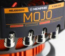 MEMPHIS AUDIO SUBWOOFER 15-INCH 4400W PEAK DUAL 4OHM VOICE COIL CAR SUBWOOFER