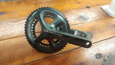Shimano Ultegra FC-6800 Crankset with Stages Power Meter - 11 speed 50/34 - 170m