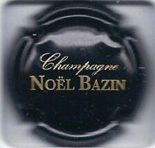 Capsule de champagne Noel Bazin Noir et or new