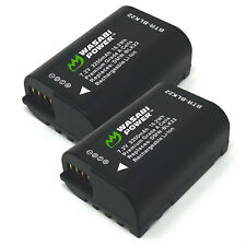 Wasabi Power Battery (2-Pack) for Panasonic DMW-BLK22