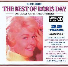 DORIS DAY : THE BEST OF DORIS DAY / CD (CASTLE MAT CD 315) - NEUWERTIG