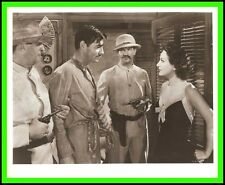 "JOAN CRAWFORD & CLARK GABLE in ""Strange Cargo"" Original Vintage Photo 1940"