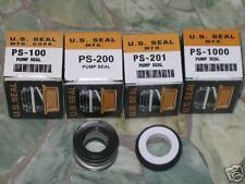 Pump Motor Seals PS 100 PS 200 PS 201 PS 1000 ALL MODEL