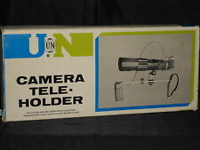 Camera Tele-Holder Slide Arm and Camera Mount Light Weight Aluminum New In Box