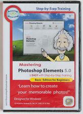 Mastering Adobe Photoshop Elements 5.0 Basic Edition learning tutorial software