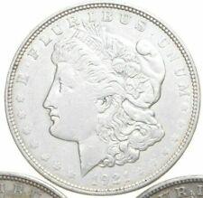 (1) Coin  $1 CULL 1921 Morgan US Silver Dollars Eagle Reverse 90% from Bulk Lot