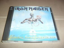 IRON MAIDEN -SEVENTH SON OF A- VERY HARD TO FIND ORIGINAL HOLLAND PRESS 2CD EMI
