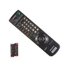 SONY RMT-V232C SLV778HF, SLV778HH, SLV778HV, SLV778RF VIDEO REMOTE CONTROL