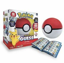 * Pokemon Trainer Guess Kanto Edition Electronic Guessing Game Voice Recognition