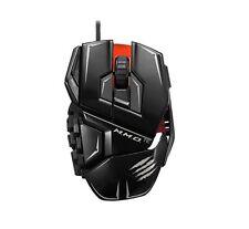 Mad catz M.M.O. TE MMO TE 8200 DPI (gloss black) Gaming Mouse for PC Mac