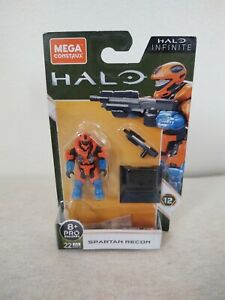 2020 Mega Construx Halo Infinite SPARTAN RECON Halo Heroes Series 12 New