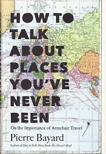 How to Talk about Places You've Never Been/Bayard/Travel/NEW/HB/DJ/Free Ship