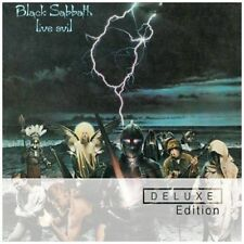 CD musicali metal hard rock Black Sabbath
