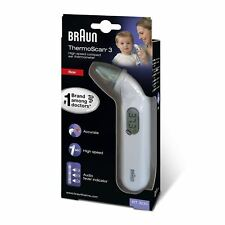 Braun ThermoScan 3 3030 High Speed Digital Compact Ear Thermometer