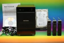 Netgear ReadyNAS Pro 4 RNDP4000-100EUS NAS-Server Cloud Gigabit 2TB Festplatte